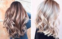 Мелирование волос: технология процедуры и популярные цвета
