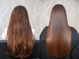Плюсы и минусы нанопластики для волос и этапы выполнения техники