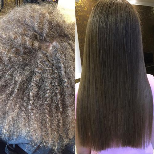 Экранирование, ботокс, кератиновое выпрямление волос или ламинирование — что лучше?