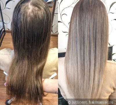 Что такое глазирование волос и как его сделать в домашних условиях?